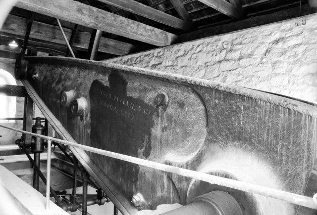 Parkandillick Clayworks - Cornish beam engine