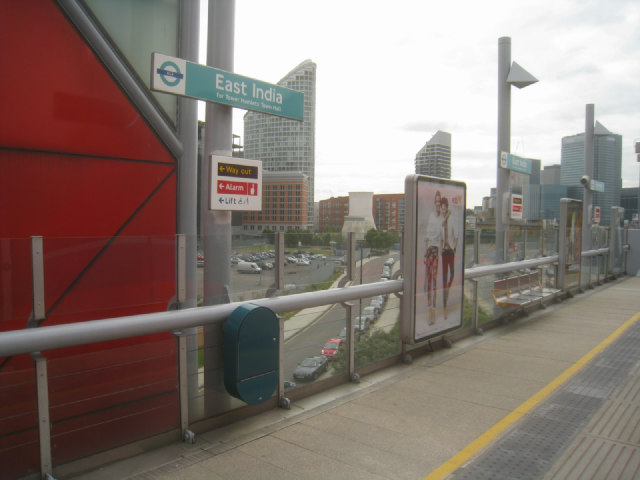 DLR: East India