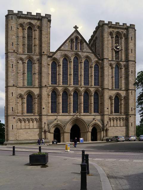 Ripon Cathedral, West Front