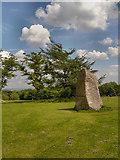 SD8203 : Heaton Park, Papal Monument by David Dixon