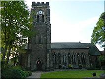 SK3950 : All Saints Church, Ripley by Rob Howl