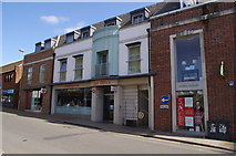 SY6990 : Dorchester - Post Office by Chris Talbot
