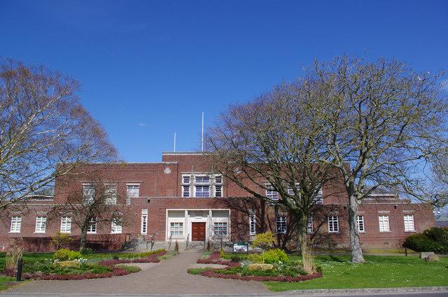 Dorchester - County Hall