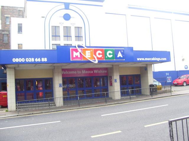 Mecca Bingo Wishaw