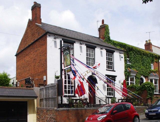 The Robin Hood (3), 196-200 Collis Street, Amblecote, Stourbridge by P L Chadwick