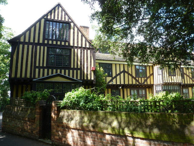 Eltham: a timber-framed house