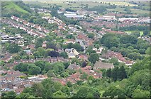 ST5038 : Glastonbury : Glastonbury Scenery by Lewis Clarke
