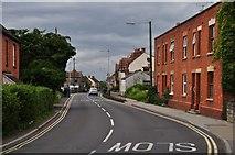 ST5038 : Glastonbury : Chilkwell Street by Lewis Clarke