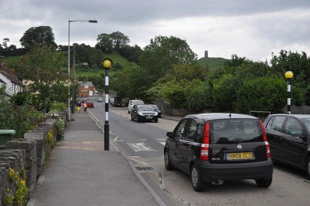 Glastonbury : Bere Lane A361
