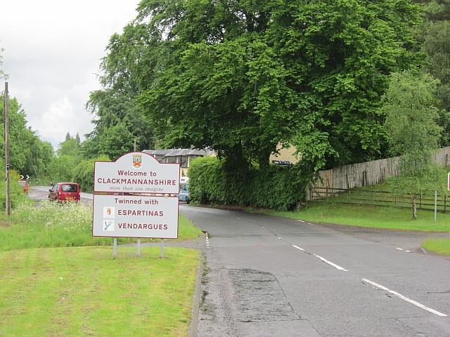 Local authority boundary