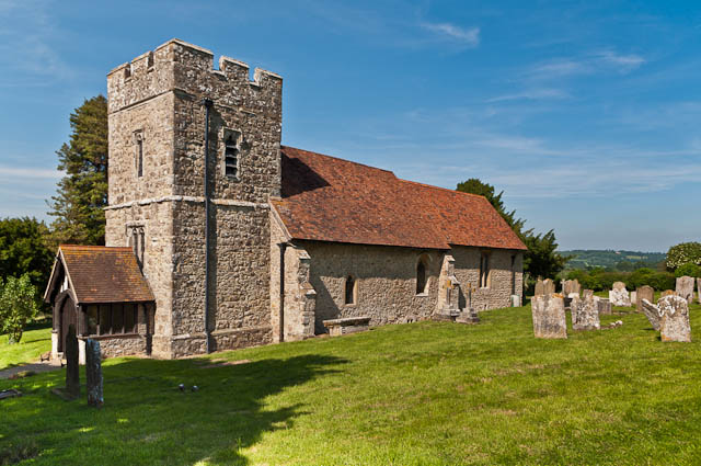 St Margaret's Church, Broomfield