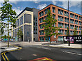 SD8010 : Bury Council Offices, Knowsley Street by David Dixon