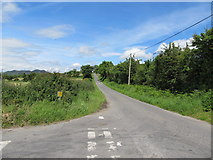 J0214 : View north along Captains Road by Eric Jones