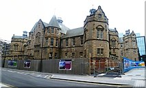 NT2572 : Old Royal Infirmary wards, Simpson Loan by kim traynor