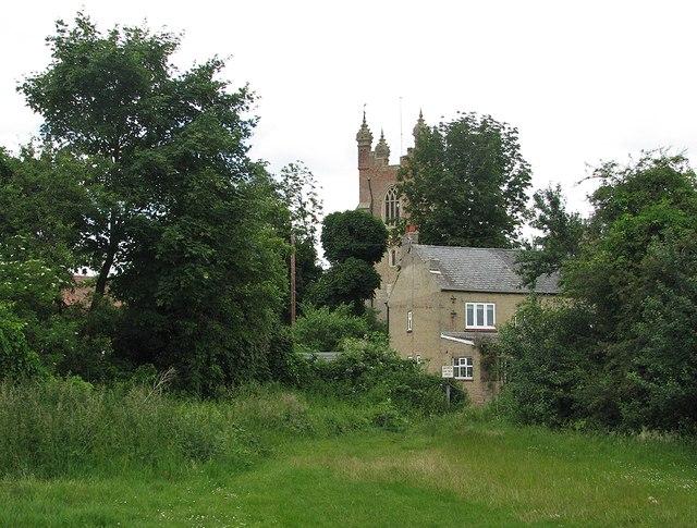 Cottenham: a view from the church car park