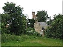 TL4568 : Cottenham: a view from the church car park by John Sutton