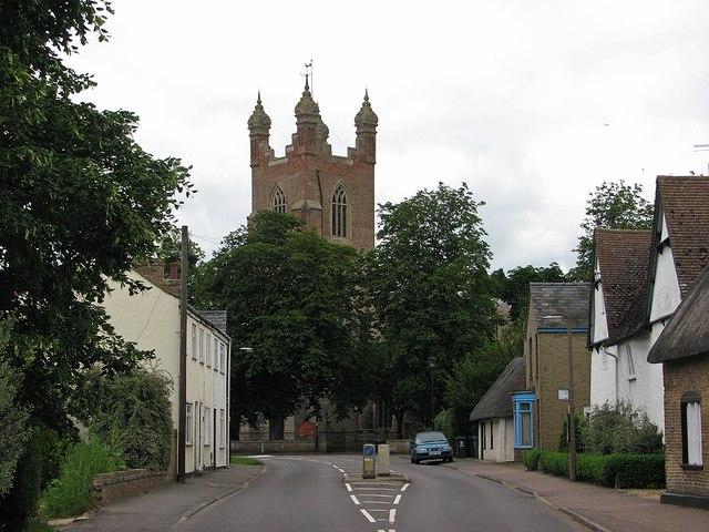 Cottenham: All Saints