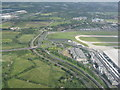 TQ0476 : The western edge of Heathrow by M J Richardson