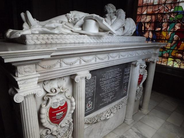 Chaloner Chute Tomb