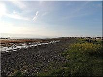 NX1896 : Girvan Shoreline by Billy McCrorie
