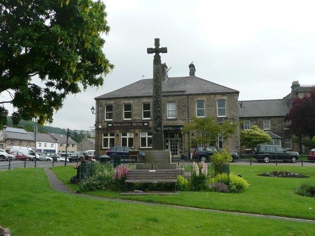 Market Cross