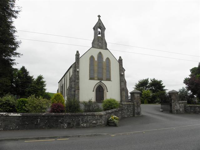 All Saints RC Church, Doohamlet