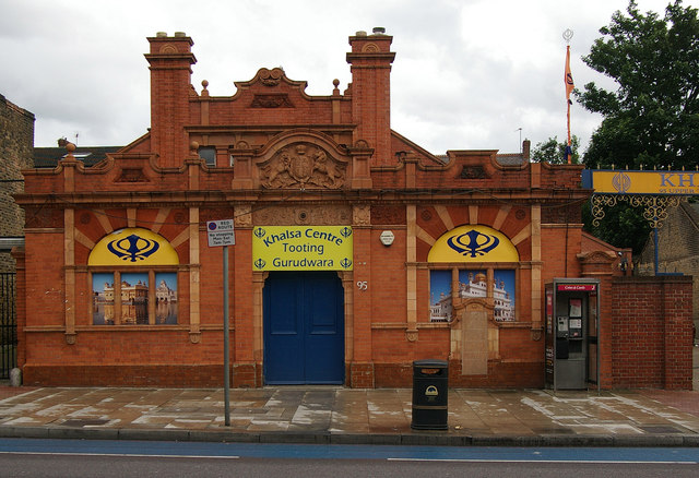 Sikh temple, Upper Tooting
