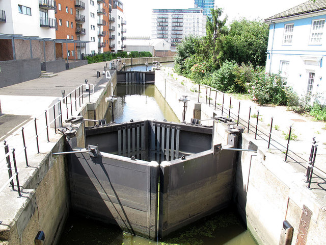 City Mill Lock