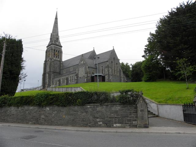 St Patrick's RC Church, Ballybay