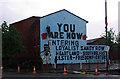 J3373 : Loyalist mural, Belfast by Rossographer