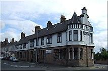 NT9953 : The Castle, Castlegate, Berwick by JThomas