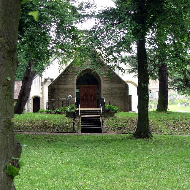 St Helen's Grindleford