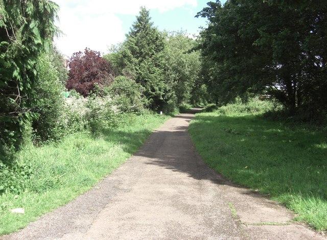 Former Railway Line