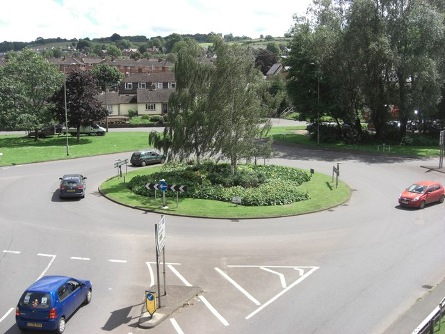 Blundell's Road Roundabout