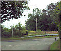 SJ3024 : Minor road junction at Redwith by John Firth