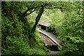 SH6806 : Nant Gwernol Station, Abergynolwyn, Gwynedd by Peter Trimming