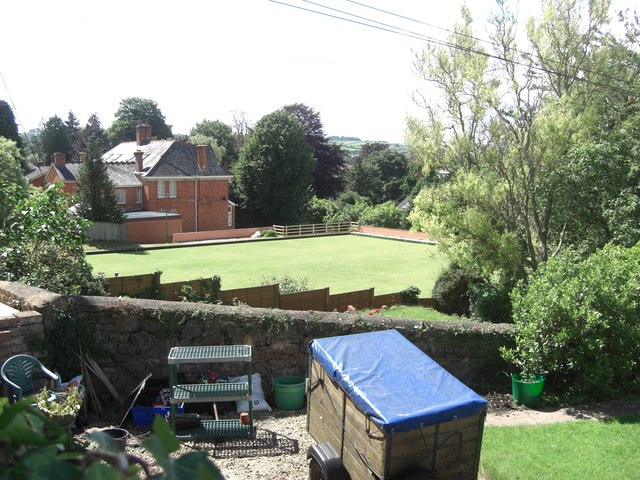 Tiverton Borough Bowling Club