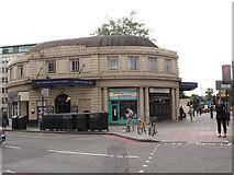 TQ2882 : Great Portland Street Underground station by Stephen Craven