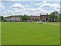 TG1834 : Aldborough Village Green by Oliver Dixon