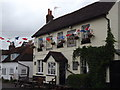TQ1949 : The Royal Oak, Brockham by Colin Smith