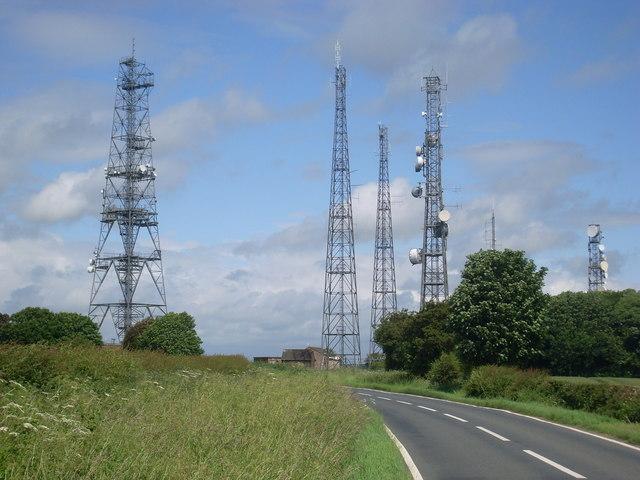 Cave Wold Radio Station, Riplingham