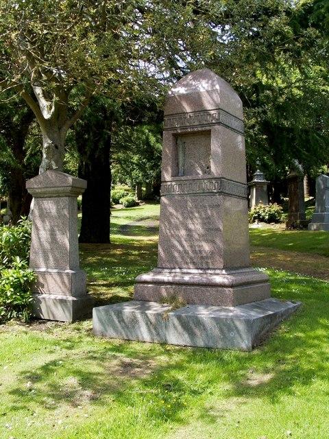 Memorial to James McLean