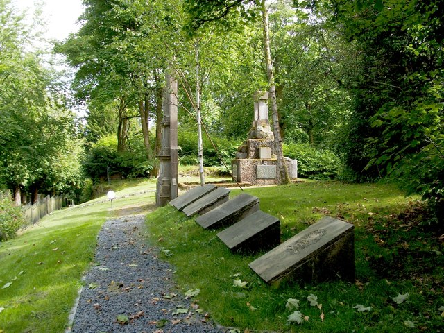Site of the Highland Mary Monument