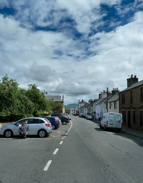South Main Street, Wigtown