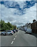 NX4355 : South Main Street, Wigtown by Andy Farrington
