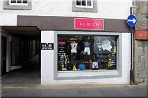 HU4741 : Klaize, Commercial Street, Lerwick by Mike Pennington