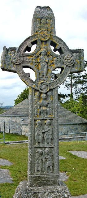 Clonmacnoise - High Cross of the Scriptures