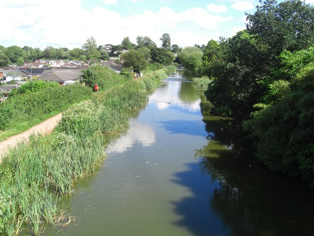The Grand Western Canal