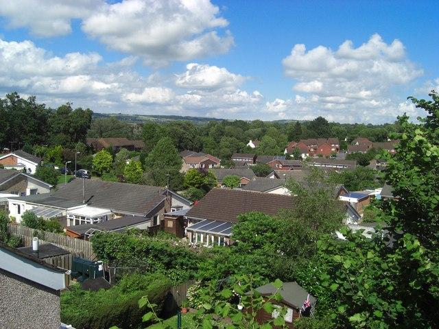 Tidcombe Scenery & Rooftops