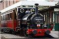 SH5800 : No.1 'Talyllyn' at Tywyn Wharf Station, Gwynedd by Peter Trimming
